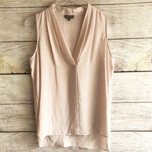 GUC Vince Camuto Pastel Pink Sleeveless Top